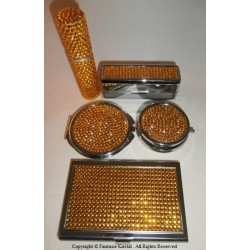 Fashionset gold 5 pieces